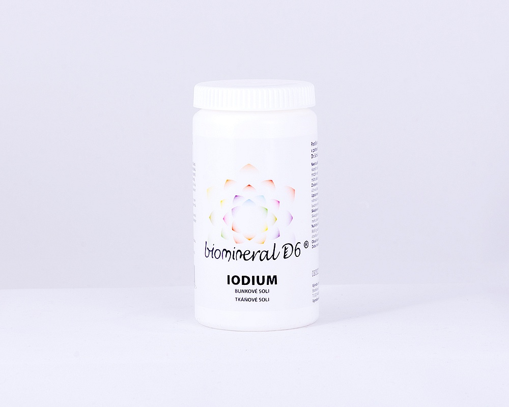Iodium Biomineral D6