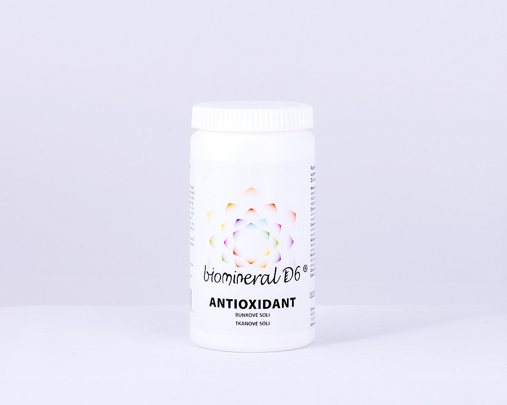 Antioxidant Biomineral D6