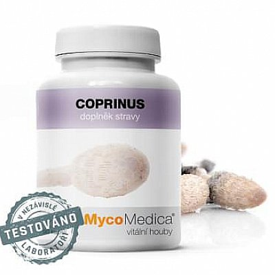 MycoMedica Coprinus 90 cps.