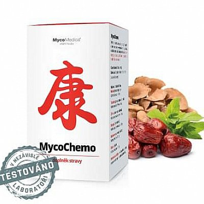 MycoMedica  Chemo 180 cps.